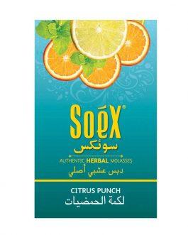 Citrus Punch Shisha Flavour