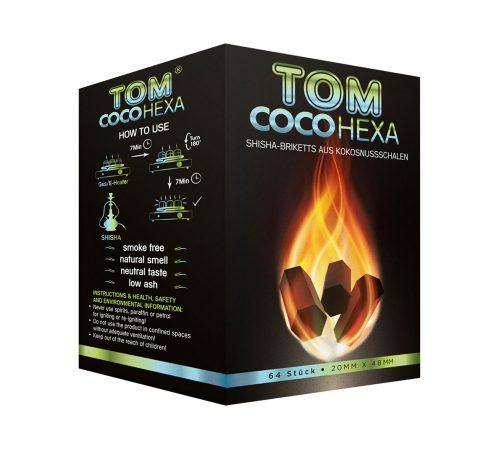 Tom Coco Hexa Coal 1 KG